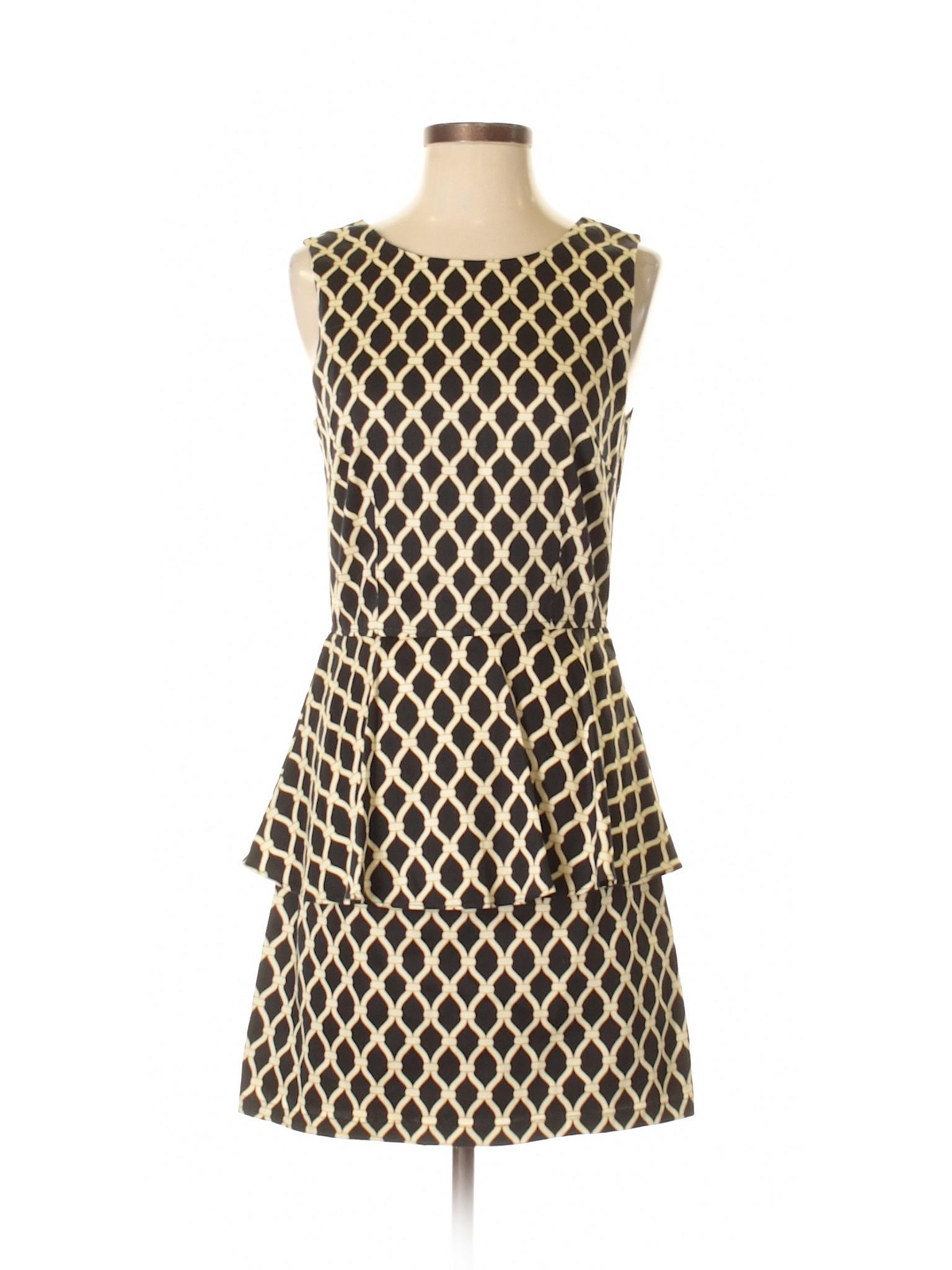 Winter Casual Dress Julie Boutique Brown FdzxwtqUF
