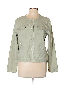 Susan Bristol Denim Jacket Size L