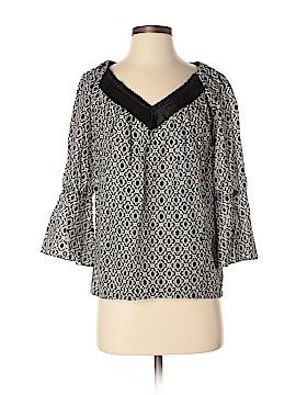 Etcetera 3/4 Sleeve Blouse Size 4