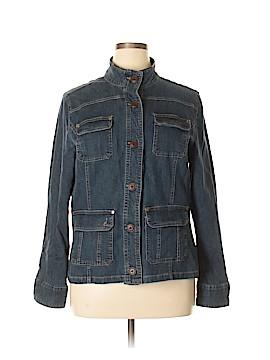 Croft & Barrow Denim Jacket Size XL