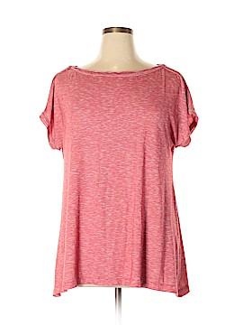 Max Studio Short Sleeve T-Shirt Size XL