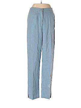 Requirements Linen Pants Size 4 (Petite)