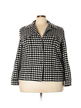 Talbots Wool Coat Size 20 (Plus)