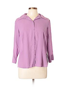 Covington Outlet 3/4 Sleeve Blouse Size L
