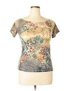 Soft Surroundings Short Sleeve Top Size 36C (Plus)