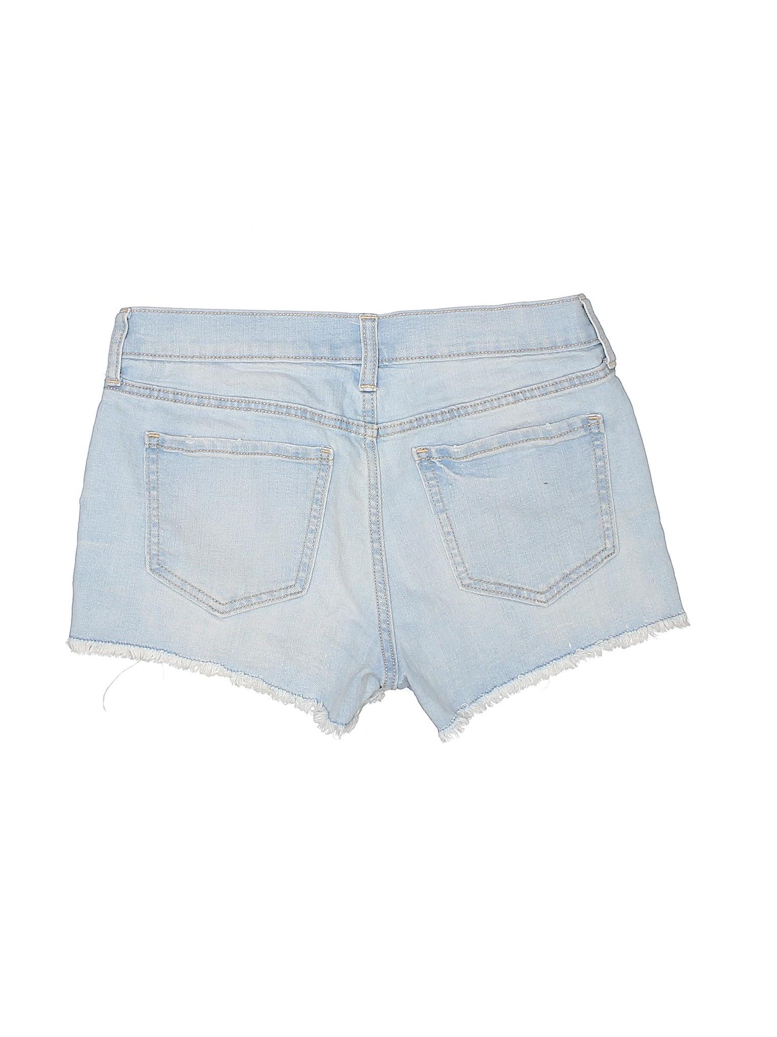 Shorts Boutique Boutique Navy Denim Old Old XwZ5q0x0