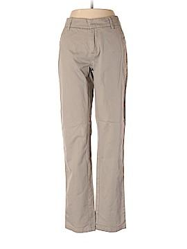 Garnet Hill Khakis Size 6
