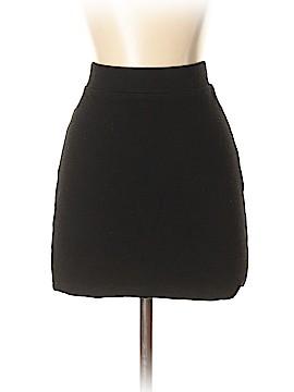 Aqua Denim Skirt Size M