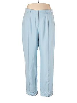 Liz Claiborne Silk Pants Size 16