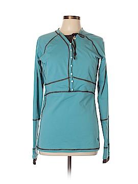 Mountain Hardwear Long Sleeve Henley Size L
