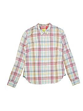 Paul Smith Long Sleeve Button-Down Shirt Size 40 Italian