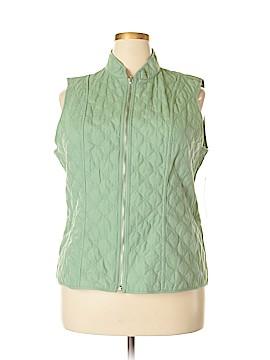 Alfred Dunner Vest Size 18 (Plus)