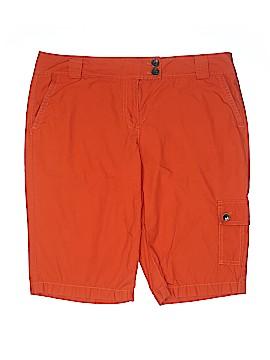Ann Taylor Cargo Shorts Size 14