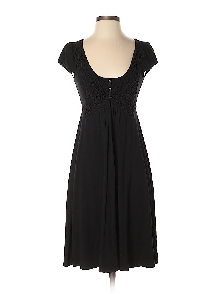 Deletta Women Casual Dress Size S