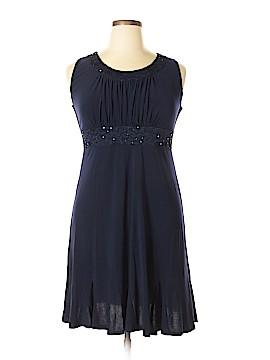 R&M Richards Cocktail Dress Size 14 (Petite)