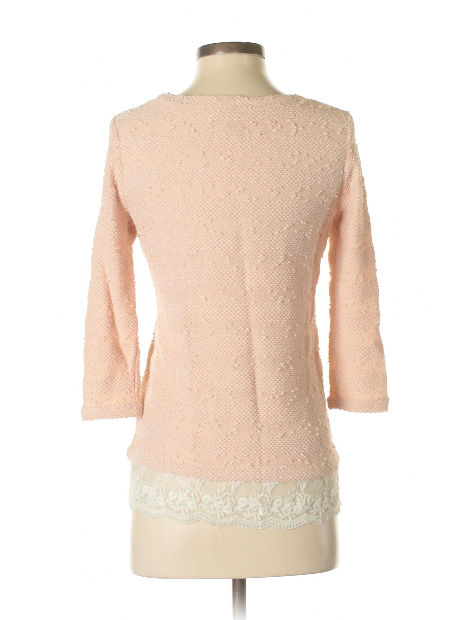 Sweater LOFT Ann Taylor Boutique Outlet Pullover q47UTPw
