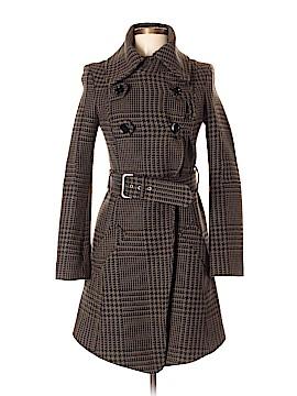 Patrizia Pepe Wool Coat Size 42 (EU)