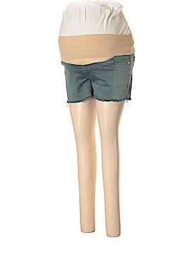 LED Luxe Essentials Denim Denim Shorts Size XS (Maternity)