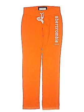 Abercrombie Sweatpants Size L (Kids)