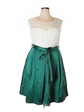 Mystic Cocktail Dress Size 1X (Plus)