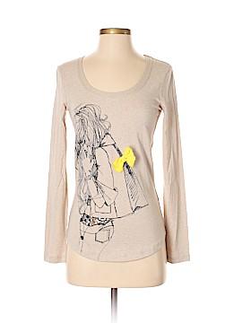 Escada Sport Long Sleeve T-Shirt Size S