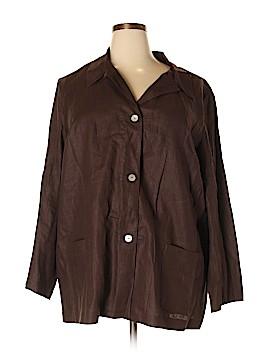 Bloomingdale's Jacket Size 2X (Plus)