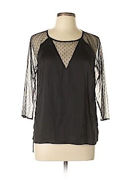 Jennifer Lopez 3/4 Sleeve Blouse Size L