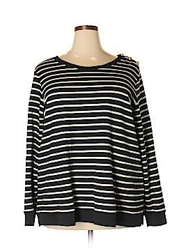 Lands' End Pullover Sweater Size 20 - 22 Plus (Plus)