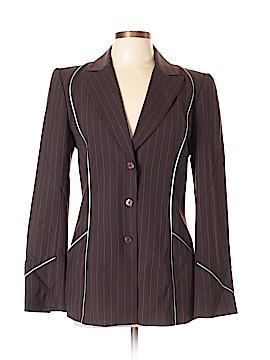 Bazar Christian Lacroix Wool Blazer Size 44 (FR)