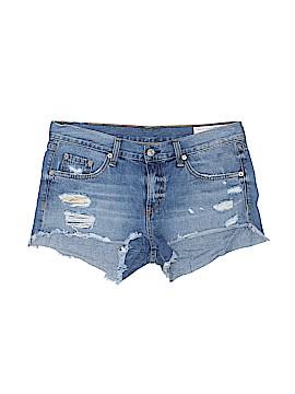 Rag & Bone/JEAN Denim Shorts 27 Waist