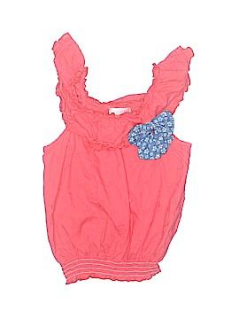 Unik Short Sleeve Blouse Size 6