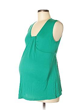 Three Seasons Maternity Sleeveless Top Size M (Maternity)