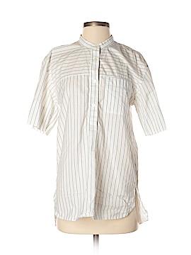 Gap Short Sleeve Button-Down Shirt Size S