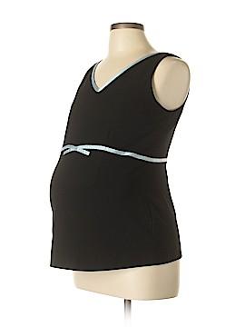 Mimi Maternity Sleeveless Blouse Size S (Maternity)