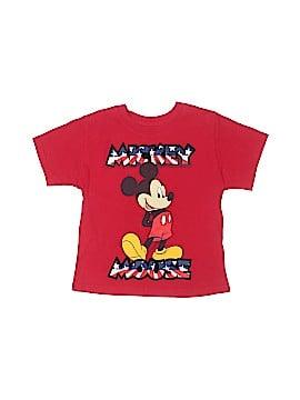 Disney Short Sleeve T-Shirt Size 4 - 5