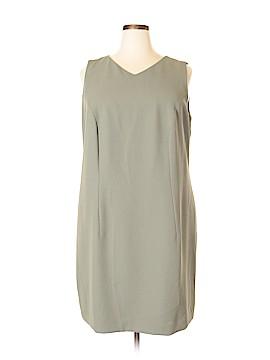 Karen Scott Casual Dress Size 22 (Plus)
