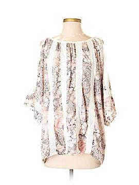 T Tahari 3/4 Sleeve Blouse Size 0