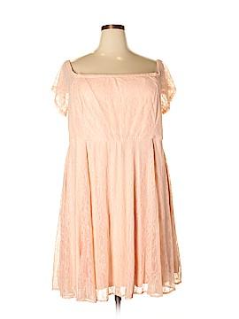 Torrid Cocktail Dress Size 24 (Plus)