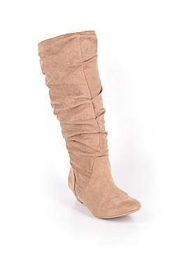Shoedazzle Boots Size 7
