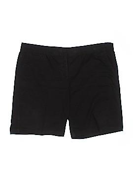 Charter Club Khaki Shorts Size 18 (Plus)