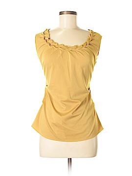 T Tahari Short Sleeve Blouse Size M