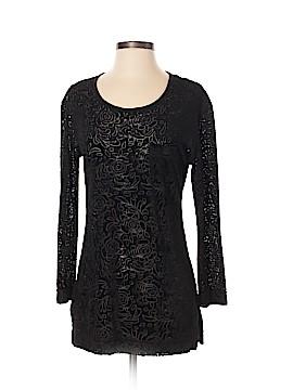 Sonia Rykiel 3/4 Sleeve Top Size XS