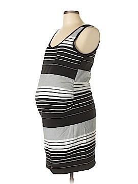 Bump Start by Motherhood Maternity Casual Dress Size L (Maternity)