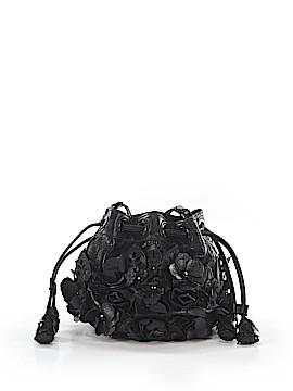 Lockheart Leather Bucket Bag One Size