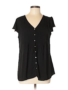 Seraphine Short Sleeve Blouse Size 8 (Maternity)