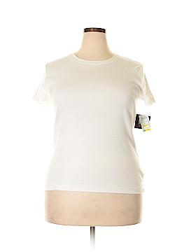 Anne Klein Short Sleeve T-Shirt Size XL (Petite)