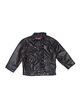 Dollhouse Faux Leather Jacket Size 7 - 8