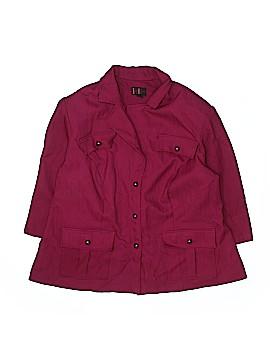R&K Originals Blazer Size 18 (Plus)