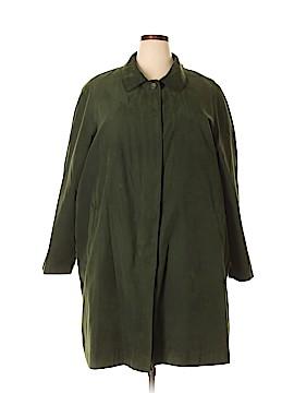 Appleseeds Coat Size 3X (Plus)