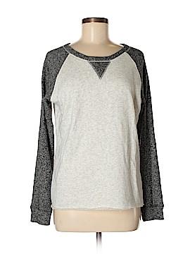 Blue Saks Fifth Avenue Sweatshirt Size M